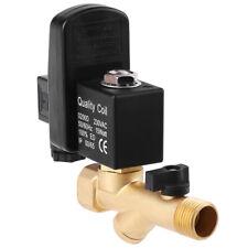 DN15 Automatisch Ablassventil Zeitgesteuerte Luftkompressor Entwässerungsventil✿