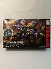 Transformers Generations Titans Return Titan Class Trypticon SEALED NIB