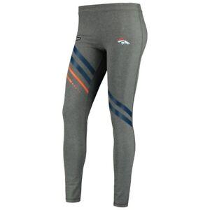 Under Armour Denver Broncos Authentic Stripe Favorite Leggings – Women's XL (#56