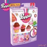 Poppit Soft 'n' Lite Air-Dry Clay Refill Pack - Poppit Mini Ice Cream