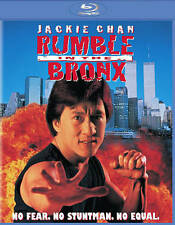 Rumble In The Bronx (BD) [Blu-ray] DVD, Morgan Lam, Anita Mui, Françoise Yip, Bi