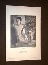La Femme e la potiche La Donna e il vaso - E. Degas