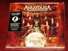 Avantasia The Flying Opéra Around World in 20 Days Live 2 CD + 2 COFFRET DVD