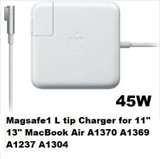 "Genuine Original OEM 45W Charger for MacBook Air 13"" A1237 A1304 A1369 11"" A1370"