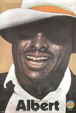 Milton Glaser-Albert King-Poster