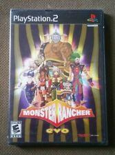 Monster Rancher Evo (Sony Playstation 2) BRAND NEW