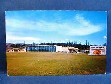 Postcard OR Tillamook Home of Tillamook Cheese Factory 1950's