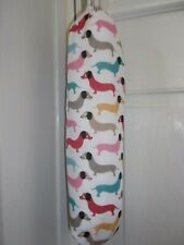 Sausage Dog Carrier Bag Holder/Dispencer  Homecrafted Shabby Chic