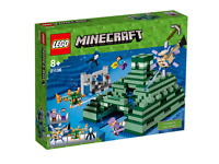 LEGO® Minecraft™ 21136 Das Ozeanmonument NEU OVP_ The Ocean Monument NEW MISB