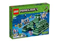 LEGO ® Minecraft ™ 21136 le Océan Monument Nouveau neuf dans sa boîte _ The Ocean Monument New En parfait état, dans sa boîte scellée