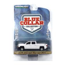 Greenlight 35100 Ford F-100 TOW Camión Azul/rojo 1956 - Blue collar Collect.