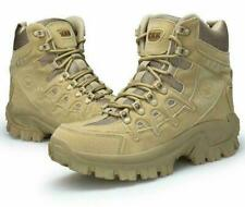 Desert Mens High Top Boots Military Tactical Hiking Outdoor Combat Ankle Bootssz