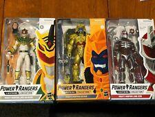 Hasbro Power Rangers Lightning Collection Villains Lot