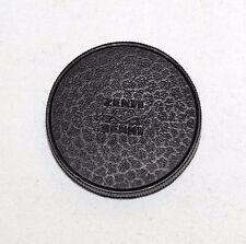 Plastiс lens cap front cover KMZ ZENIT logo D 37mm for Industar 50-2