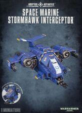 Warhammer 40K - Space Marine Stormhawk Interceptor/Stormtalon Gunship (New)