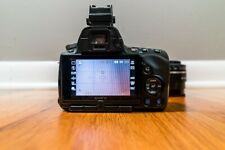 Sony SLT-A33 14.2MP DIGITAL SLR CAMERA BODY ONLY W/ ACCESSORIES