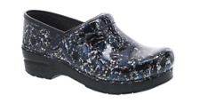 Dansko Professional Floral Scroll Patent Women's US sizes 36-42/6-12 NEW!!!