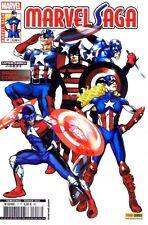 MARVEL SAGA N° 17 Marvel  Panini comics