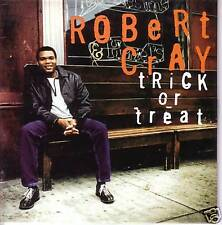 ROBERT CRAY Trick or Treat CARD SLEEVE PROMO Radio DJ CD single