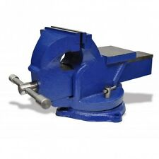 étau en fonte 125 mm rotatif 360° mors en acier avec enclume pour établi Qualité