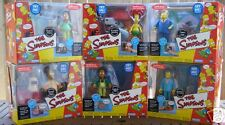 Simpsons WOS 6 Environments NEW with Exclusive Figures