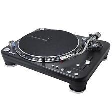 Audio-Technica AT-LP1240-USB XP Direct-Drive Pro Club DJ Turntable USB Analog