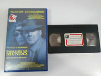 HASTA EL FIN DEL MUNDO WILLIAM HURT VHS TAPE CINTA COLECCIONISTA CASTELLANO