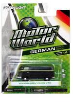 GreenLight Motor World Volkswagen Panel Van