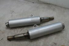 CAGIVA ELEPHANT STAMPED 900SS EXHAUST MUFFLERS SILENCERS ZDM-A11