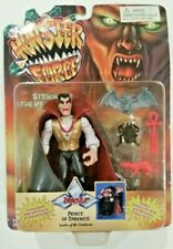 Dracula The Prince of Darkness Monster Force Action Figure by Playmates, 1994