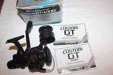 SHIMANO CUSTOM GT 4000 X-IM OVP UND MIT E-SPULE--Nr-1034