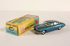 Corgi Toys 238, Jaguar Mark X, Mint in Box,             #ab992
