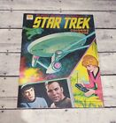 Rare  1978 1966  Whitman Coloring Book STAR TREK  *Reproduction*  New 6 Pages