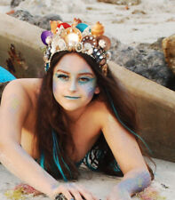 Mermaid Allure Crown for Spell Casting