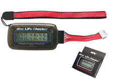 Hitec 44173 LiPo Battery Checker and Balancer