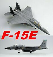 Easy Model 1/72 US F-15E 88-1691 336th TFS 4th TFW Plast Fighter Model #37123