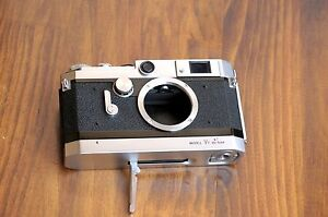 CANON Model VT de luxe   Leica LTM Rangefinder Camera    - Made in Japan