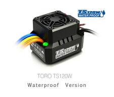 SkyRC - TS120W Regolatore ESC Brushless Toro Per Auto Scala 1:10