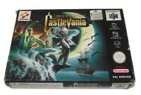 Castlevania Legacy of Darkness Nintendo 64 N64 PAL Boxed (Complete)