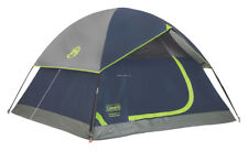Coleman 2000024582 Tent Sundome 9x7 4 Person Navy/Grey