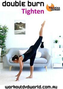 Body Sculpting Weights DVD - Barlates Body Blitz Double Burn Tighten Workout