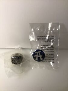 Asheville Tourists 2014 South Atlantic League Replica Championship Ring And Pin
