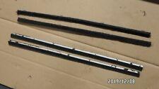 AUSTIN HEALEY 3000 BJ7 BJ8 62-67 DOOR WINDOW SEAL STRIPS 1 CAR SET NOS/USED