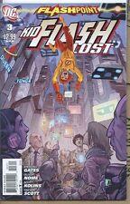 Flashpoint Kid Flash Lost 2011 series # 3 very fine comic book