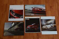 MUGEN Brochure Honda Civic TypeR FN2 Euro + Guenuine Accessoires + WCE