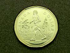2005 $1 One Dollar Coin Canada UNC BU Grade Terry Fox No Grass Type 2