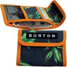 BURTON kleine Brieftasche Geldbörse Portemonnaie Geldbeutel 11,8 x 8,7 x 2 cm