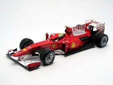 Scuderia Ferrari F10 #7 F. Massa Formula 1 Bahrain GP 2010 Hotwheels 1:18 T6288