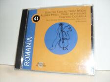 Various – Romania: Wild Sounds From Transylvania, Wallachia & Moldavia