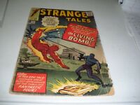 Strange Tales #112 Sep.1963 VG First appearance Of THE EEL